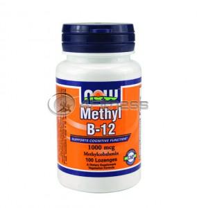 Methyl B-12 - 1000 mcg. / 100 Loz.