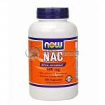 NAC – 600 mg. / 250 Caps.