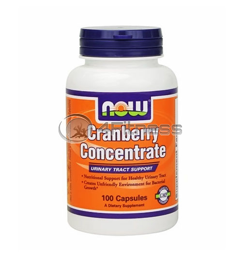 Cranberry Concentrate – 100 Caps.