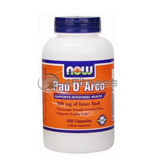 Pau D' Arco – 500 mg. / 250 Caps.