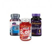 Echinacea / Organic Spirulina / Co-Q10