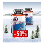 Omega 3 – 1000 mg. / 1 + 50%OFF stack