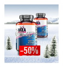 Omega 3 - 1000 mg. / 1 + 50%OFF stack