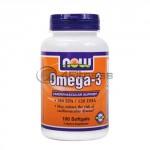 Omega 3 Fish Oil – 1000 mg. / 100 Softgels