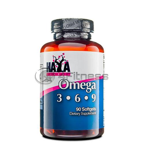 Omega 3-6-9 – 100 Softgels
