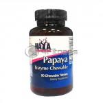 Papaya Enzyme Chewable – 90 tabs.