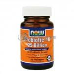 Probiotic-10 ™ / 25 Billion – 50 VCaps.