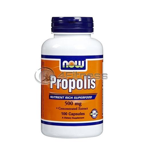 Propolis 500mg. / 100 Caps.