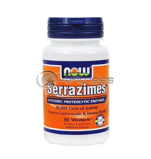 Serrazimes ® 20,000 Units – 90 VCaps.