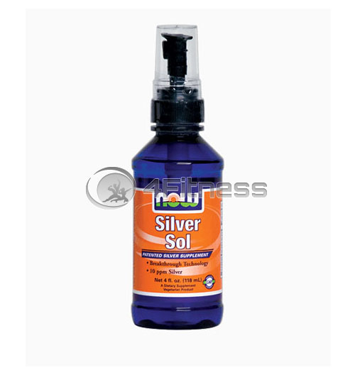 Silver Sol – 113.6ml.