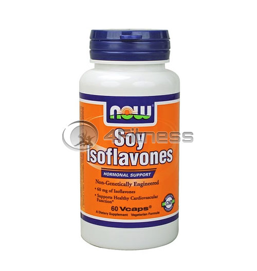 Soy Isoflavones /Non-GE/ – 150mg. / 60 VCaps.