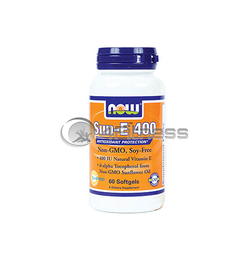 Sun-E 400 – 60 Softgels
