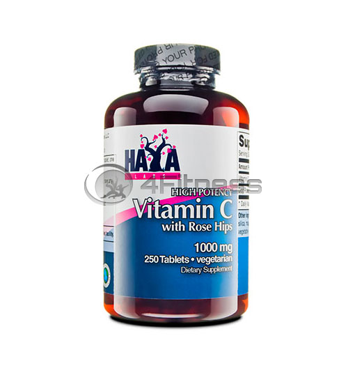 Sustained Release Vitamin C – 1000 mg. / 100 Vtabs.