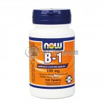 Vitamin B-1 /Thiamine/ - 100 mg. / 100 Tabs.