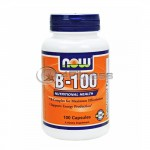 Vitamin B-100 – 100 Caps.