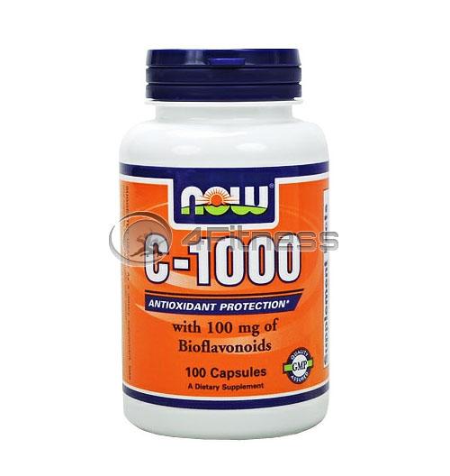 Vitamin C-1000 – 100 Caps.