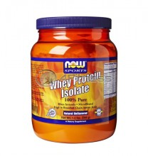 Whey Protein Isolate /Unflavoured/ - 2268 gr.