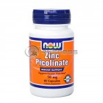 Zinc Picolinate – 50 mg. / 60 Caps.