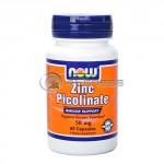 Zinc Picolinate – 50 mg. / 60 Caps.