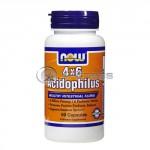 Acidophilus 4X6 – 60 Caps.