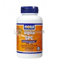Alpha GPC - 300 mg. / 60 Caps.