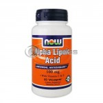 Alpha Lipoic Acid - 100 mg. / 60 VCaps.