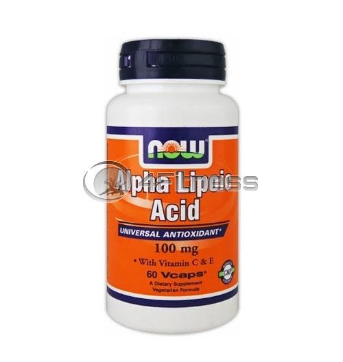 Alpha Lipoic Acid – 100 mg. / 60 VCaps.