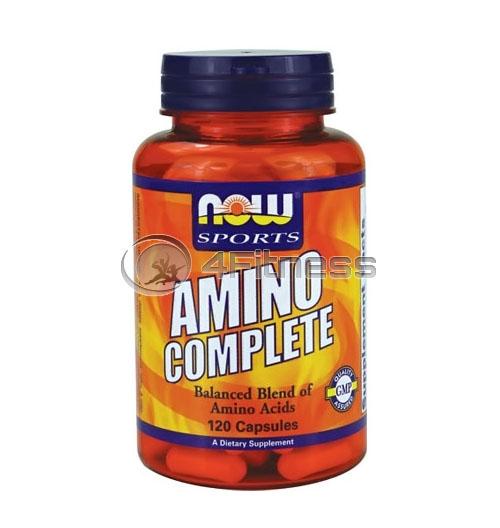 Amino Complete™ – 120 Caps.