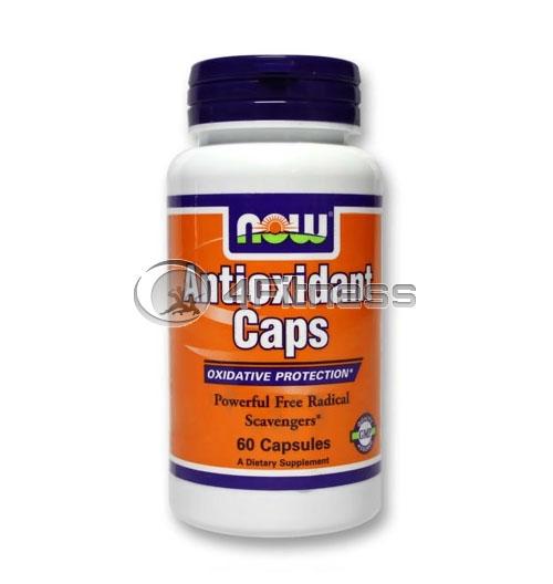 Antioxidant – 60 Caps.