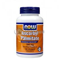 Ascorbyl Palmitate - 500 mg. / 100 VCaps.