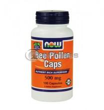 Bee Pollen - 500 mg. / 100 Caps.