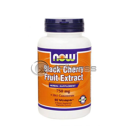 Black Cherry Extract – 750 mg. / 90 Vcaps.