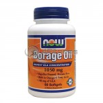 Borage Oil - 1050 mg. / 60 Pills.