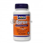 Boron – 3 mg. / 100 Caps.