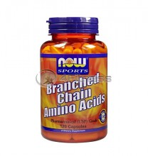 Branched Chain Amino Acid /BCAA/ - 120 Caps.