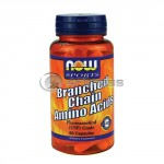 Branched Chain Amino Acid /BCAA/ - 60 Caps.