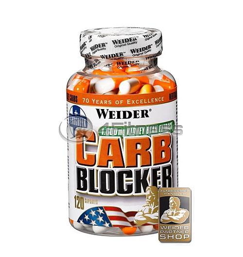 Carb Blocker – 120 Caps.