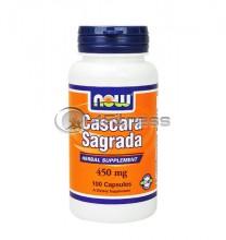 Cascara Sagrada 450mg. / 100 Caps.