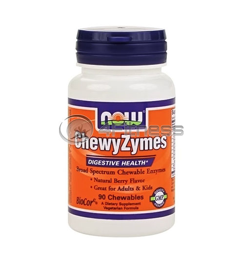 ChewyZymes – 90 Tabs.
