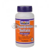 Chondroitin Sulfate - 600 mg. / 60 Caps.