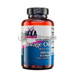 Cold Pressed Borage Oil – 1000 mg. / 90 Softgels