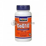CoQ10 – 400 mg. / 30 Softgels