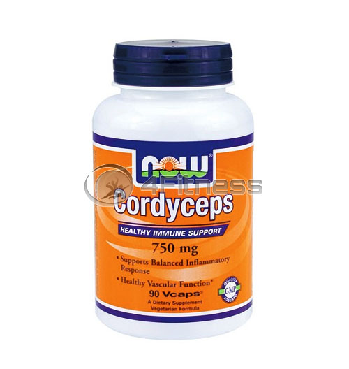 Cordyceps – 750 mg. / 90 VCaps.