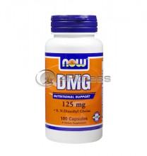 DMG - 125 mg. / 100 Caps.