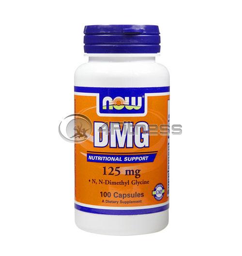 DMG – 125 mg. / 100 Caps.