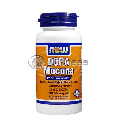 DOPA Mucuna – 90 VCaps.