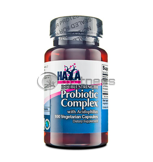 Double Strength Probiotic Complex – 100 Caps.