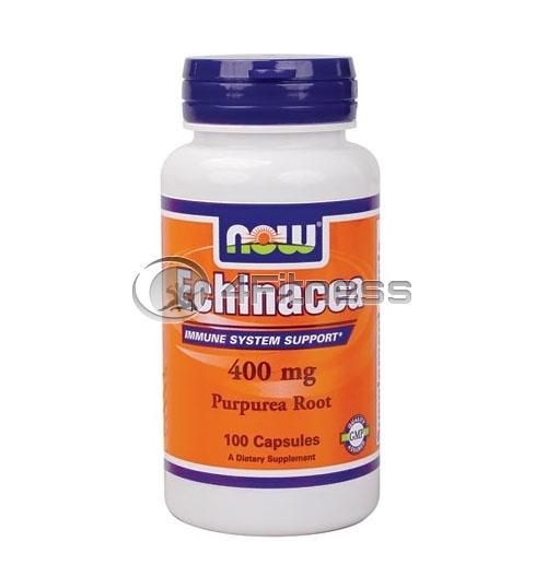 Echinacea – 400 mg. / 100 Caps.