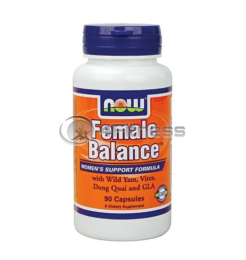 Female Balance – 90 Caps.