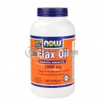 Flax Oil - 1000mg. / 250 Softgels